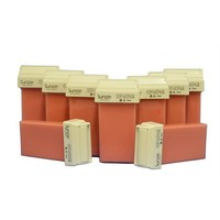 Sunzze Rosa Harspatronen, 10 x 50 ml