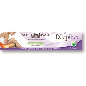 Deepline Ontharingscrème voor gezicht & intiem