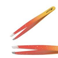 Xanitalia Professionele RVS oranje pincet