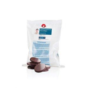 PREMIUM Chocolade harsblokken, 1 kg