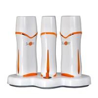 Sunzze Trio station voor 100 ml patronen