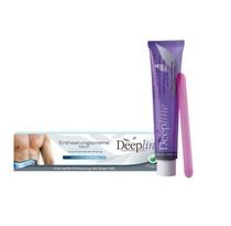 Deepline ontharingscrème  voor mannen, ook intiem