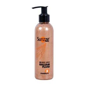 Sunzze BB Balsem Body Shine medium tanning 200 ml
