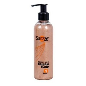 Sunzze BB Balsem Bruiningscreme, light tanning 200 ml