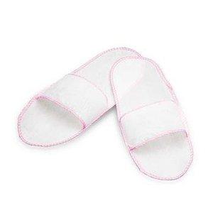 PREMIUM Premium Slippers pink/wit, 100st
