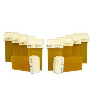 Sunzze 10x Sunzze Honing 50ml Patronen geschikt voor VEET Easy Wax