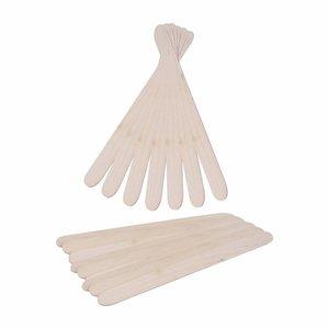 Sunzze Sunzze houten spatel klein 20 stuks