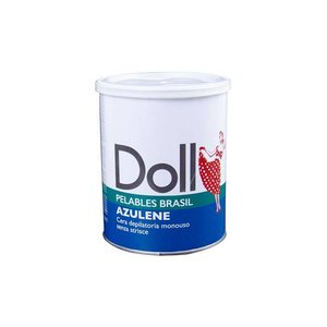 Doll Doll azuleen hardwax blik 800ml