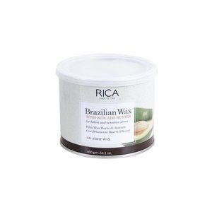 Rica Brazilian Wax met avocado, 400 ml