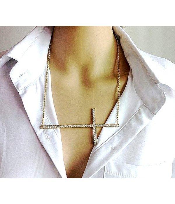 Cross Necklace XL