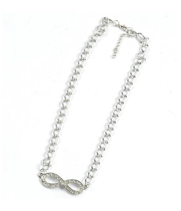 "Chunky ""Forever"" Necklace"