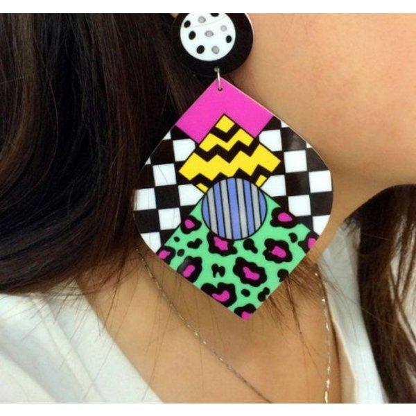 Kayla Leaf Earrings