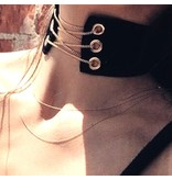 """Chained Up"" Choker"