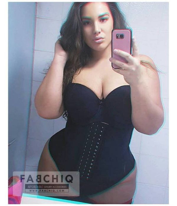 FABCHIQ Latex Sport Waist Trainer