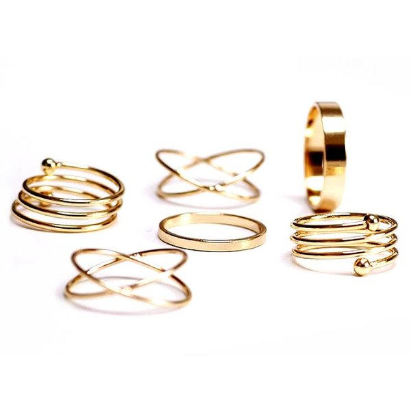 Demi Ring Set