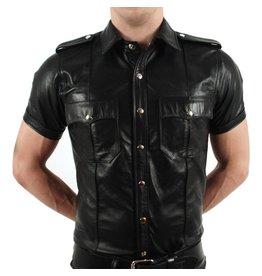 RoB Police Shirt Cow Leather