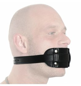 RoB Leather Belt with Rubber Gag