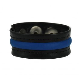 RoB 3-Snap-Cockstrap Black/Blue