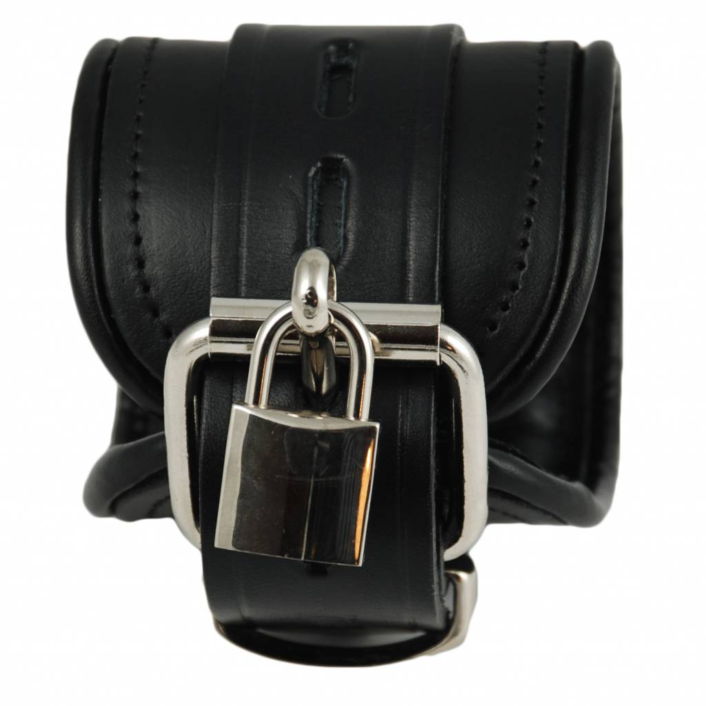 RoB Leather Ankle Restraints Lockable