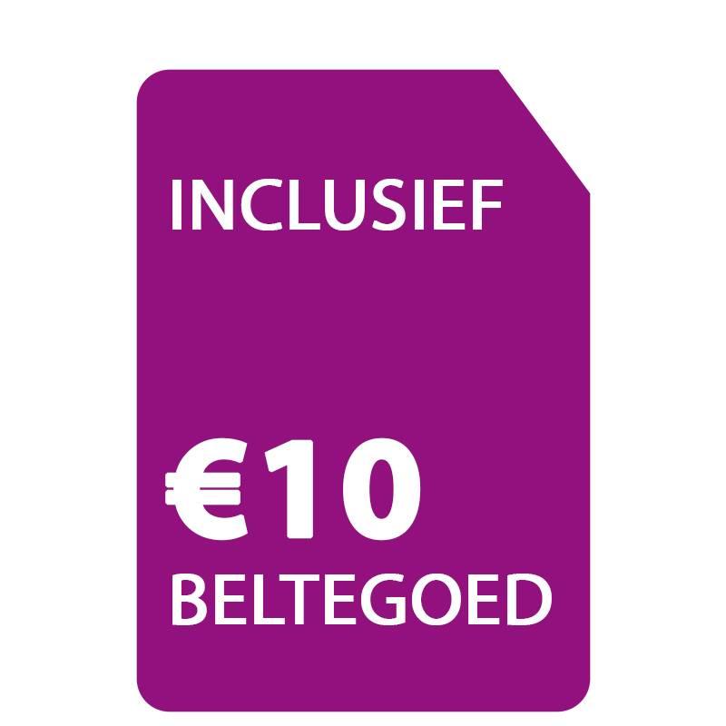 88mobile Prepaid Startpakket €10