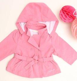 Minibanda Roze zomer/regenjasje met kap, Minibanda - 62