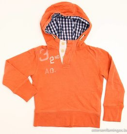 American Outfitters Oranje sweater met kap, American Outfitters - 116