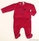 Woody art.nr. Paars kruippakje/pyjama, Woody - 74