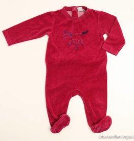 Woody Paars kruippakje/pyjama, Woody - 74