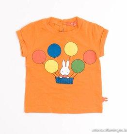 Nijntje Oranje T - Shirtje, Nijntje - 62