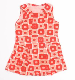 Limon (FNG) Rood/roze kleedje, Limon - 80