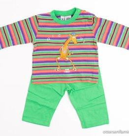 Woody Groene pyjama giraf, Woody - 56
