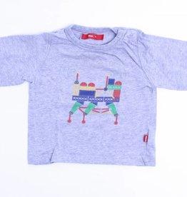Limon (FNG) Grijze longsleeve T - Shirt, Limon - 74