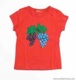 Zorra Rode T - Shirt druiven, Zorra - 116