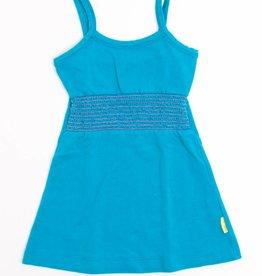 Kidz-art Blauw zomerkleedje, Kidz-Art - 74/80