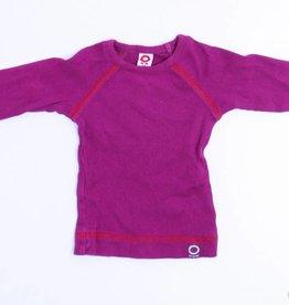 Smafolk Paarse longsleeve T - Shirt, Smafolk - 68
