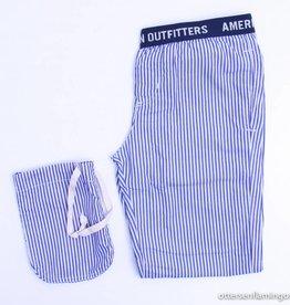 American Outfitters Gestreepte pyjamabroek, AO - 128