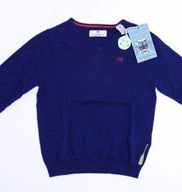 Scotch Shrunk Blauwe trui, Scotch Shrunk - 116