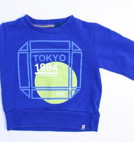 CKS (FNG) Blauwe trui, CKS - 116