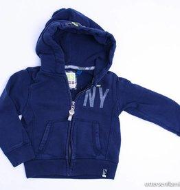 CKS (FNG) Blauwe sweatervest, CKS - 104