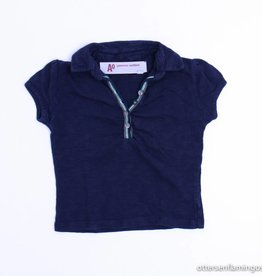 American Outfitters Donkerblauwe T - Shirt, AO - 92