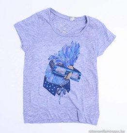 CKS (FNG) Grijze T - Shirt, CKS - 128