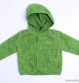 Woody Groen teddyvestje/jasje, Woody - 80
