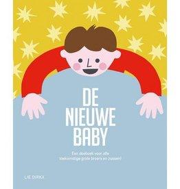 Boek 'de Nieuwe Baby'