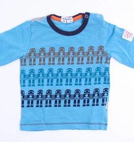 Claesen's Longsleeve T - Shirt robots, Claesen's - 68/74