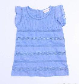 Simple Kids Lichtblauw kleedje, Simple Kids - 80