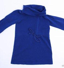 ba ba Blauw longsleeve kleedje, Ba*Ba - 86/92