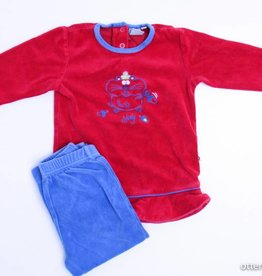 Woody Velours pyjama, Woody - 86