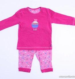 lief! Roze pyjama cupcake, Lief! - 74/80