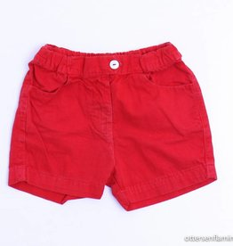 TEN Rood shortje, TEN - 80