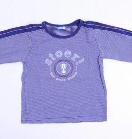 lief! Blauwe longsleeve T - Shirt, Lief! - 98